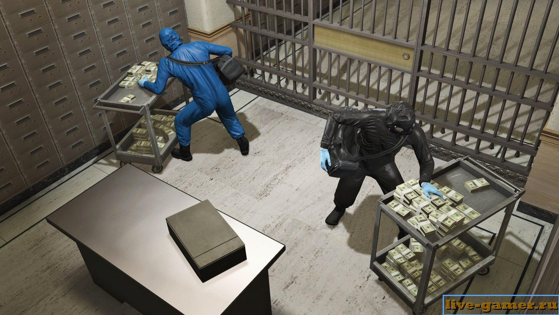 Где в ГТА 5 найти много денег