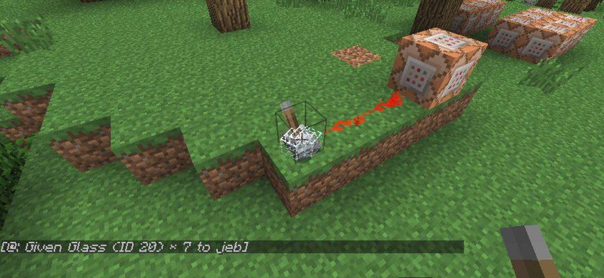 Почему в Майнкрафте не сразу ломаются блоки