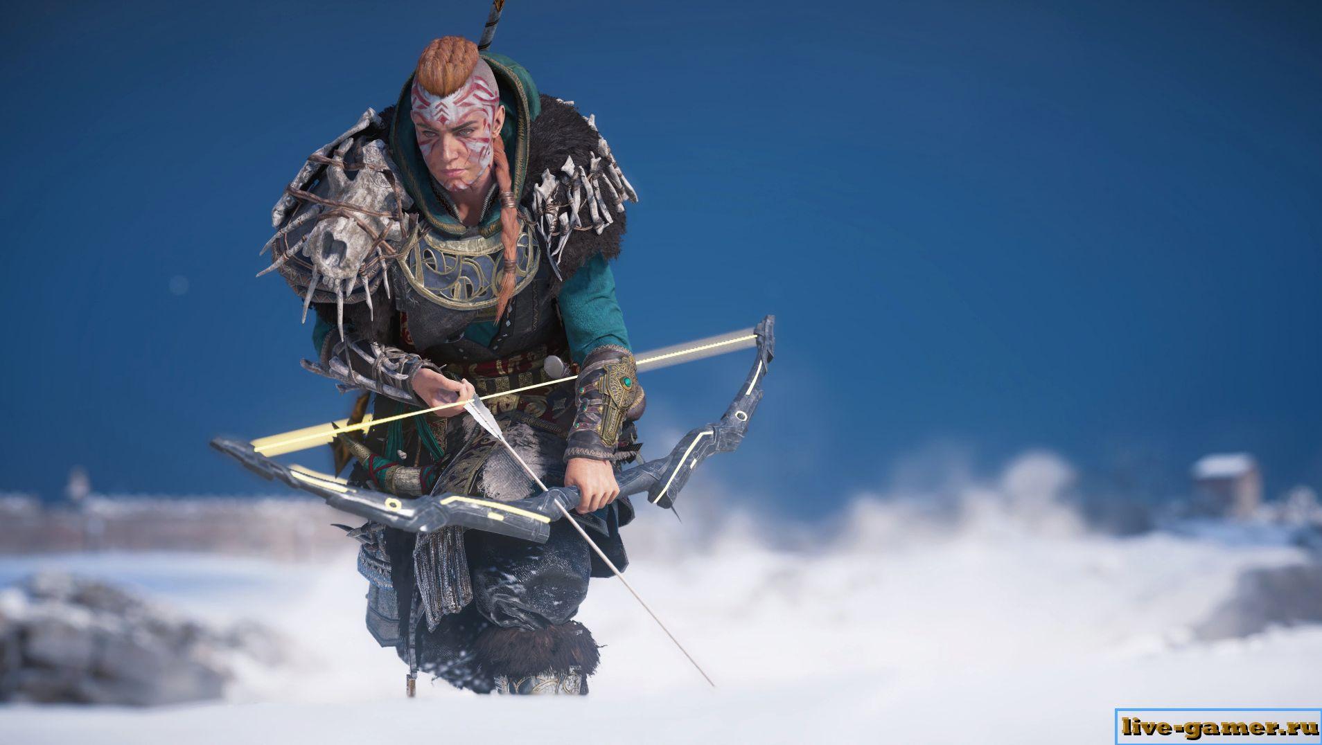 Как поменять стрелы в Assassin s Creed Valhalla