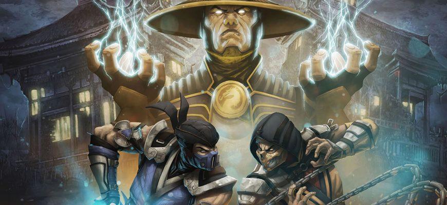Системные требования к игре Mortal Kombat 11