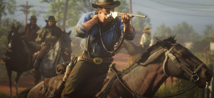 Системные требования к игре Red Dead Redemption 2