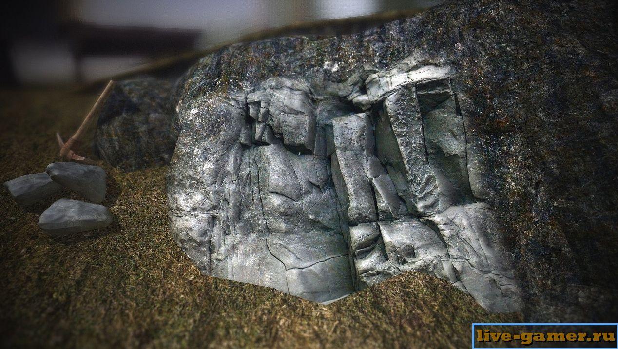 Где добыть глину в Skyrim