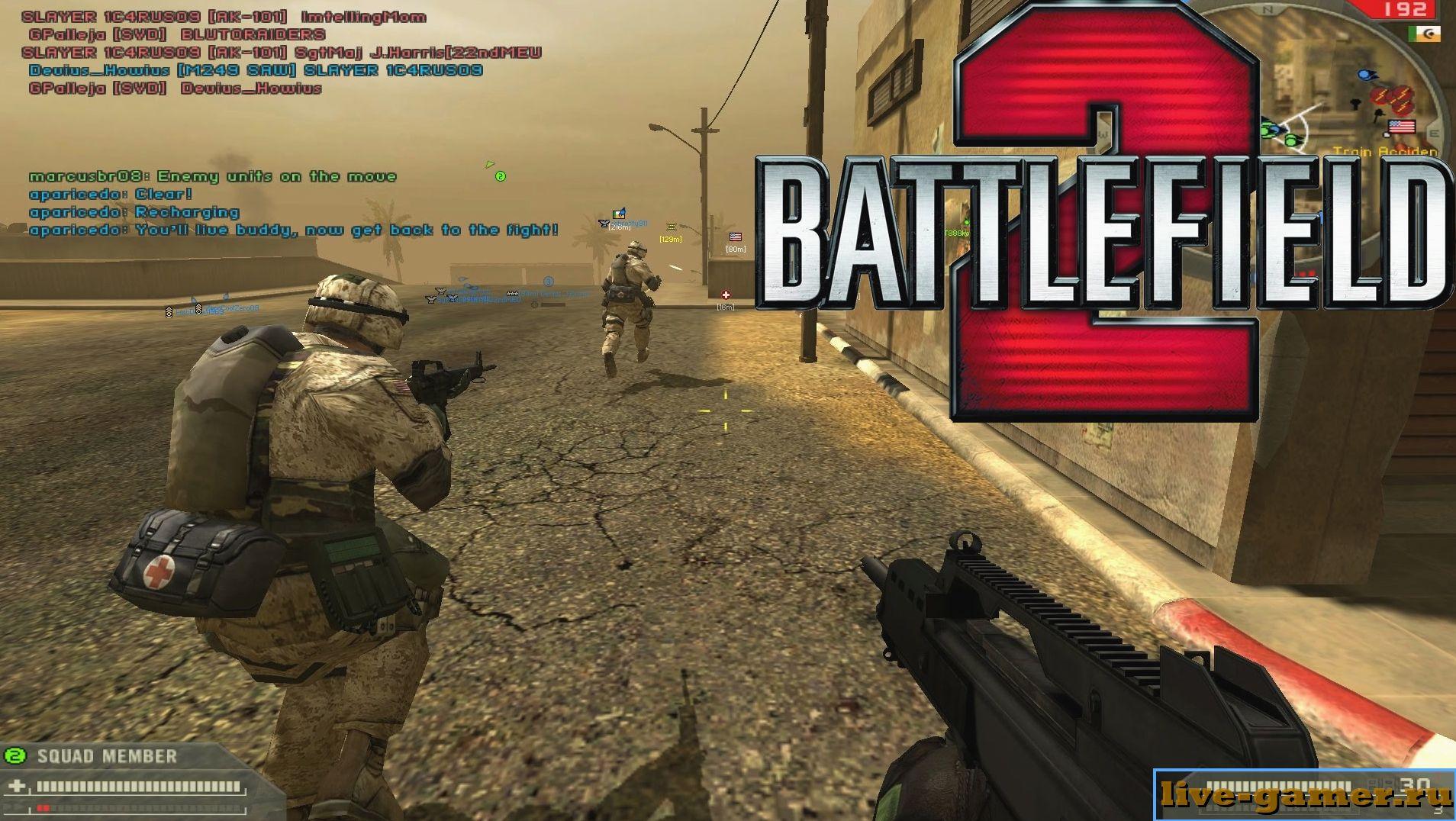 Как в Battlefield 2 добавить ботов